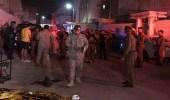 استشهاد مصري وإصابة اثنين آخرين في الرياض إثر سقوط شظايا من صواريخ الحوثي