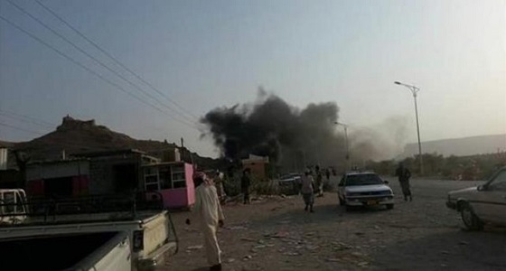 انفجار عبوة ناسفة بمديرية القطن اليمنية