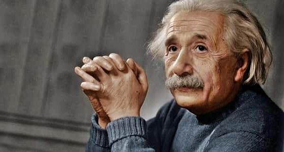 """رسائل """" غرامية """" لـ """" أينشتاين """" في مزاد للبيع"""
