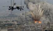 المقاتلات الروسية تقتل 7700 مدني سوري خلال 30 شهرا