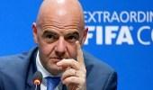 فيفا يرد على اقتراح زيادة عدد فرق كأس العالم للأندية
