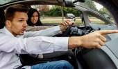 دراسة تؤكد أن أغلب المشاحنات الزوجية تتم في السيارة