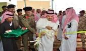 بالفيديو.. أمير الرياض يدشن مشروعات جديدة بـ 272 مليون ريال