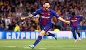 ميسي يسجل الهدف 100 لبرشلونة