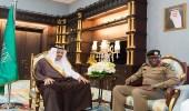 بالصور.. أمير الباحة يدشن نظام الرصد الآلي للإشارات الضوئية المرورية