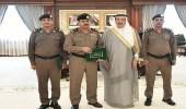 بالصور.. أمير جازان يكرم ضباط وأفراد الشرطة
