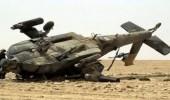 الجيش الأمريكي: مصرع طاقم هليكوبتر تحطمت في غرب العراق
