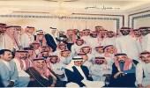 صورة نادرة للملك فهد خلال استقباله لأبطال آسيا 1984م