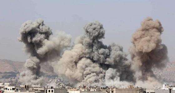 ارتفاع عدد ضحايا مجزرة ملجأ عربين للأطفال بالغوطة