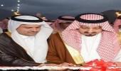 أمير عسير يشكر رئيس بلدية رجال ألمع على جهوده المبذولة