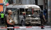 تضارب بين المسؤولين في أفغانستان حول تفاصيل انفجار كابول