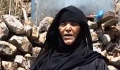 بالفيديو.. سيدة يمنية توجه رسالة صمود ضد الحوثيين