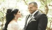 بالصور.. عروس تشعل مواقع التواصل بـ 4 إطلالات ساحرة