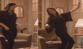 """بالفيديو.. نرمين الفقي تخطف الأنظار برقصها في مسلسل """" أبوالعروسة """""""