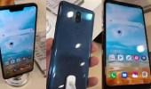 """بالفيديو.. """" إل جي """" تطلق هاتف جديد يشبه iPhone x"""