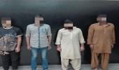 الإطاحة بوافدين اعتدوا على مقيم باكستاني تحت تهديد السلاح بالرياض