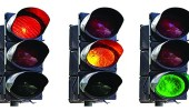 أمانة نجران تستبدل الإشارات الضوئية بدوارات آمنة
