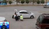 بالفيديو.. شهامة شباب المملكة تنكشف عبر كاميرا خفية
