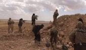 اكتشاف مستودع ذخائر ضخم لداعش شرق سوريا