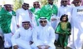 بالفيديو.. مبتعثون في أستراليا يحتفلون بالخريف في مسيرة وطنية سعودية