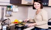 تحضير الطعام في درجة حرارة مرتفعة يهدد حياة الإنسان