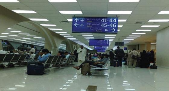 مطار الملك عبدالعزيز الدولي يوجه بالتواصل مع شركات الطيران