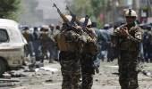 مقتل 10 مسلحون وإصابة 13 آخرون جنوب أفغانستان