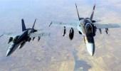 غارات مكثفة تستهدف الميليشيا الحوثية الإيرانية في صعدة وعمران