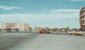 صورة نادرة لمدينة الرياض قديما تعود للستينات