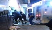 نقل سيدة مريضة تزن 280 كجم إلى المستشفى بالطائف