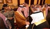 بالصور.. الأمير فيصل بن خالد يستقبل أهالي عسير المعزين في وفاة أخيه