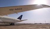 بالصور.. الخطوط السعودية تتسلم الطائرة الـ 12من طراز بوينج دريملاينر