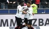 فرانكفورت يفوز على ماينتس في الدوري الألماني