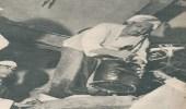 صورة نادرة لحارس بئر زمزم عام 1950