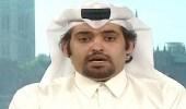 """بعد تطاوله على المملكة.. """" الهيل """" يلقن صحفي قطري درسا"""