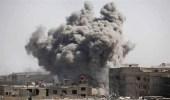 مجزرة في أحد ملاجئ الغوطة.. وقنابل النابلم تحرق العشرات