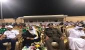 بالصور.. نيابة عن أمير الباحة محافظ الحجرة يدشن فعالية التجمع التطوعي