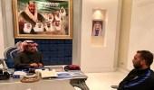 نواف بن سعد يناقش أسباب تدني مستوى الهلال