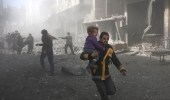 مقتل 14 شخصا في غارات جديدة على الغوطة الشرقية