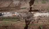 بالفيديو.. زلزال مخيف يشقّ إفريقيا نصفين