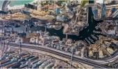 شاهد.. دبي أجمل المدن من فوق السحاب