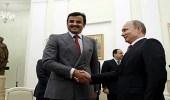 محاولة محبطة لتميم..بوتين يرفض التدخل القطري لحل أزمة الجاسوس
