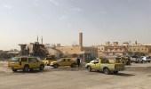 """بالصور.. إزالة مبنى مخالف بـ """" عرقة """" .. و تنبيه بشأن عمال النظافة في الرياض"""