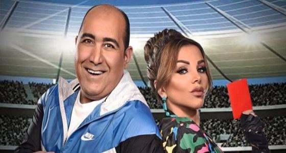 """رزان مغربي تعود للشاشة من جديد بـ """" اللعيب مع رزان ومهيب """""""
