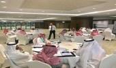 """بالصور.. انطلاق ملتقى """" التخطيط """" في وزارة التعليم"""