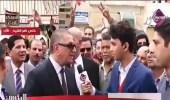 """مسؤول مصري """" يشتم """" الممتنعين عن التصويت في الانتخابات"""