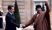 """التحقيق مع """" ساركوزي """" في اتهامات بتلقي أموالا من """" القذافي """" بحملته الانتخابية"""