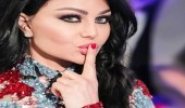 بالفيديو.. رد فعل محرج لهيفاء وهبي في حفل عيد ميلادها