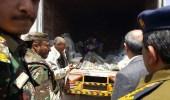بالصور.. ضبط شاحنة محملة بالأسلحة كانت في طريقها إلى الحوثين باليمن