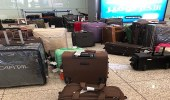 """استياء المسافرين بعد إلغاء الخطوط السعودية لرحلة """" الرياض- رفحاء """""""